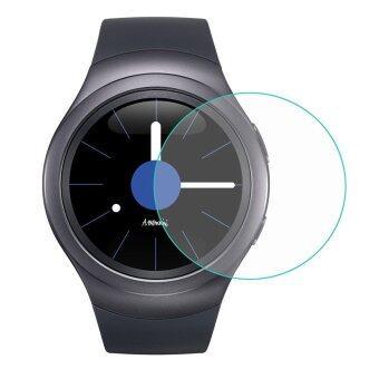 โอ้แก้วครอบกันรอยหน้าจอหนังอารมณ์สำหรับ Samsung S2 นาฬิกาอัจฉริยะความโปร่งใส