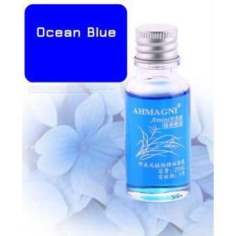 AHMAGNI น้ำหอมติดรถยนต์ กลิ่น Ocean Blue สำหรับเติม 20 ml.