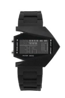 นาฬิกาข้อมือสายซิลิโคนสไสตล์สปอร์ต นาฬิกาข้อมือแฟชั่นผู้ชาย
