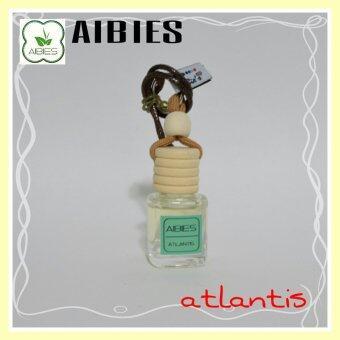 aibies [กลิ่นเสาวรส+แคนตาลุป] น้ำหอมรถอโรม่า ปลอดแอลกอฮอล์ ขนาด 4 mL