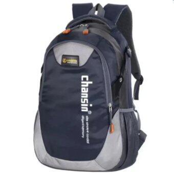 iGo Back Packer Polysport กระเป๋าเป้สะพายหลัง B008 (สีน้ำเงิน)