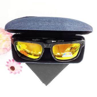 แว่นกันแดด SPY5520HM-Silver-Red