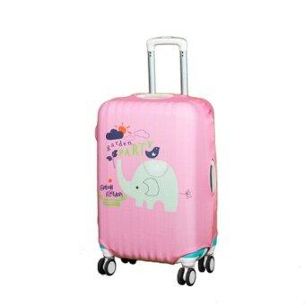 ผ้าคลุมกระเป๋าเดินทาง (Luggage Cover Protector) ep350XL
