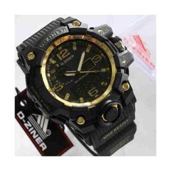 D-ZINERนาฬิกาทรงสปอร์ต รุ่นDZ8143