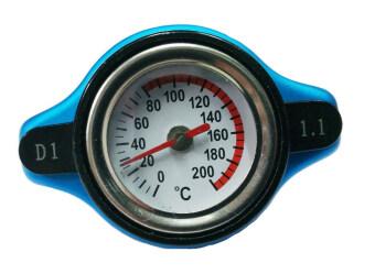 WASABI ฝาหม้อน้ำวัดอุณหภูมิ แรงดัน 1.1 ปอนด์