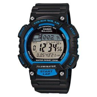 Casio Standard Solar นาฬิกาข้อมือผู้ชาย สายเรซิ่น รุ่น STL-S100H-2A
