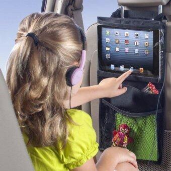 TravelGear24 กระเป๋าหลังเบาะรถยนต์ ใส่ไอแพดได้ Bag In Car for iPad