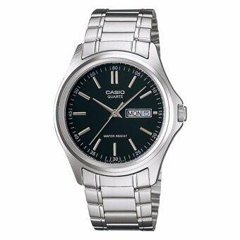 Casio Standard นาฬิกาข้อมือผู้ชาย รุ่น MTP-1239D-1A
