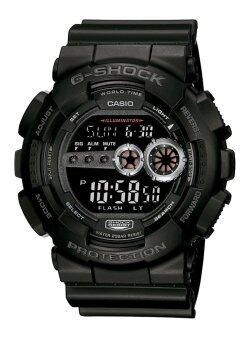 Casio G-Shock รุ่น GD-100-1BDR (สีดำด้าน)