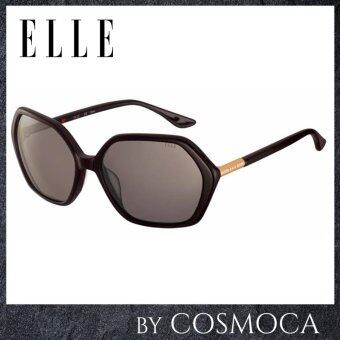 ELLE แว่นกันแดด รุ่น EL18991 UBK/58