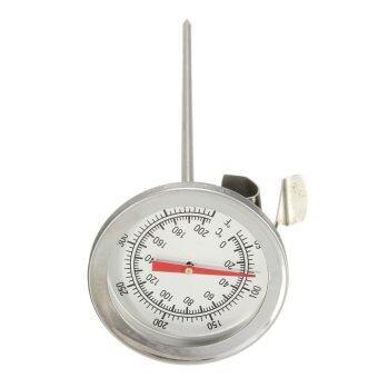 Audew เตาบาร์บีคิวอาหารโพรบสเตนเลสเครื่องวัดอุณหภูมิอาหารเนื้อสัตว์ประมาณ 508ซมซีใหม่