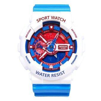 S SPORT Watch ชายและหญิง กันน้ำได้ดี GA110GB-1A
