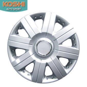 Koshi wheel cover ฝาครอบกระทะล้อ 14 นิ้ว ลาย 5056 (4ฝา/ชุด)
