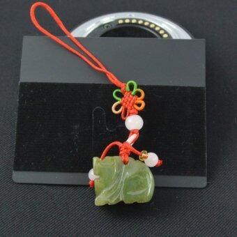 Pearl Jewelry หยกแก้ชง หยกมงคล ในปี 2560 สำหรับผู้เกิดปีมะโรง (งูใหญ่) J05