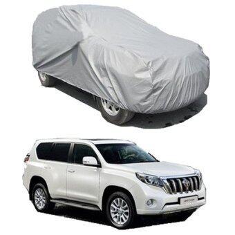 ผ้าคลุมรถ Car Cover รุ่น COCO size XXL (Silver)