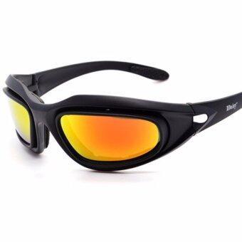 Daisy C5 แว่นตากันแดด แว่นนิรภัย