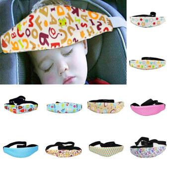 Leegoal รองรับรถเด็กนั่งหัว และคอเด็กหลับสบายใจ Positioner รูปแบบสุ่ม