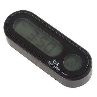 Harga Led Screen Car Electronic Form Automobile Clock Fashion Vehicle Electronic Clock & Thermometer