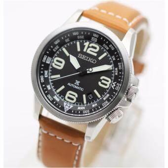 นาฬิกา SEIKO Prospex Automatic SRPA75K1 สายหนัง