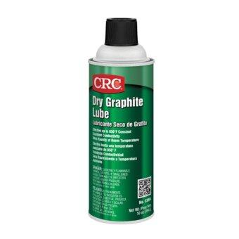 CRC DRY GRAPHITE LUBE สเปรย์เคลือบแห้งกราไฟต์สำหรับหล่อลื่นอเนกประสงค์