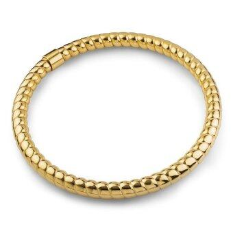 555jewelry กำไล สแตนเลสสตีล ดีไซน์น่ารัก (สี ทอง)