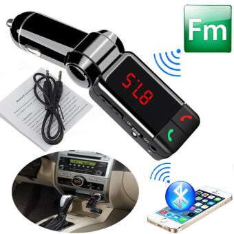 iBettalet car charger Bluetooth เครื่องส่งสัญญาณไร้สายบลูทูธรถยนต์ BT-BC06