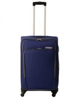American Tourister กระเป๋าเดินทาง รุ่น FEATHERLITE II ขนาด 28 นิ้ว EXP- สีน้ำเงิน
