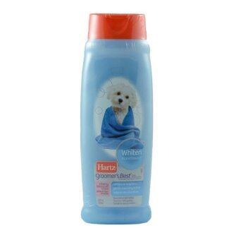 Hartz Whitener Shampoo แชมพูฮาร์ทซ์ สูตรไวท์เทนเนอร์ ขนาด 18oz (532ml)