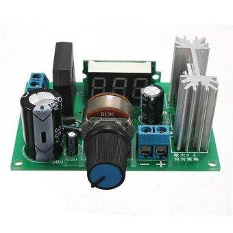 LM317 Adjustable Voltage Regulator Step Down Power Supply Module With LED Meter ราคาถูกที่สุด ส่งฟรีทั่วประเทศ