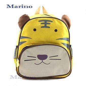 Marino กระเป๋า กระเป๋าเป้ กระเป๋าเป้สะพายหลังสำหรับเด็ก No. 2013 - รูปเสือ