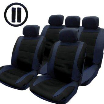 อุปกรณ์ภายในรถยนต์ลักษณะสากลทิโรลนั่งรถปิดเซ็ต และพวงมาลัยตรงปก และเข็มขัดที่นั่งรอง