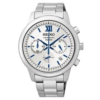 นาฬิกา Seiko Quartz Chronograph รุ่น SSB145P1