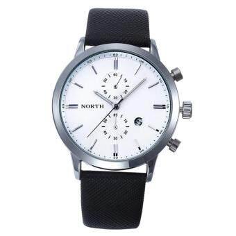 คนกันเองวันที่ทหารญี่ปุ่นนาฬิกากันน้ำหนังของขวัญขาว