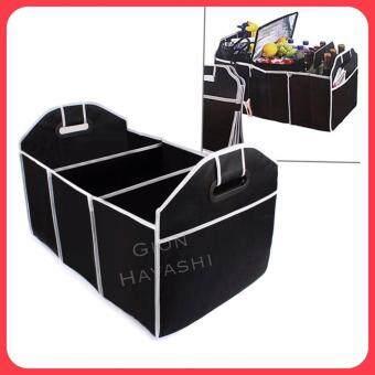Hayashi - กระเป๋าท้ายรถ กระเป๋าจัดระเบียบ กระเป๋าเก็บของท้ายรถ กล่องเก็บของ กระเป๋าติดรถ ราคาถูก Organizer Bag Car Rear Storage box