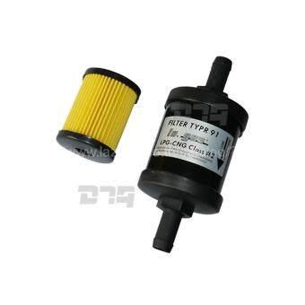DTG กรองแก๊ส LPG- NGV ระบบฉีด (สีดำ)