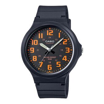 Casio Standard นาฬิกาข้อมือ สายเรซิน รุ่น MW-240-4B