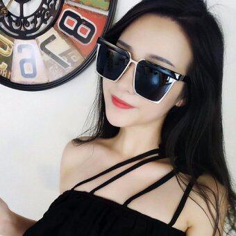 KPshop แว่นกันแดดผู้หญิง แว่นตาแฟชั่น แว่นตาเกาหลี รุ่น LG-054