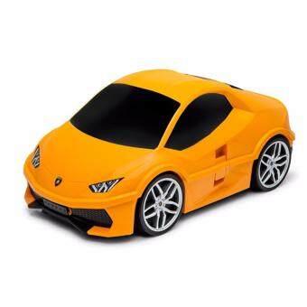 Ridaz - Lamborghini กระเป๋าเดินทางสำหรับเด็ก ล้อลากสีส้ม
