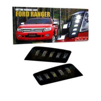 FITT ไฟ DAYTIME สำหรับ FORD RANGER 2012 (สำหรับเครื่องยนต์ 2.2 ลิตร)