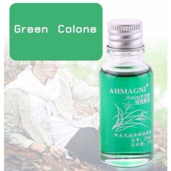 AHMAGNI น้ำหอมติดรถยนต์ กลิ่น Green Colone สำหรับเติม 20 ml.