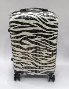 Star Luggage กระเป๋าเดินทาง Star Luggage ลายม้าลาย ขนาด 28 นิ้ว