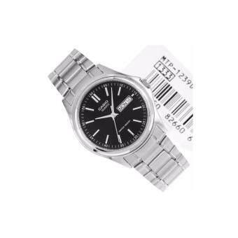 CASIO นาฬิกา สำหรับคุณผู้ชาย รุ่น MTP-1239D-1A (สินค้าขายดี)ประกันcmg