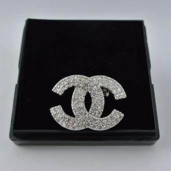 Pearl Jewelry เข็มกลัด CC 40 Best Seller