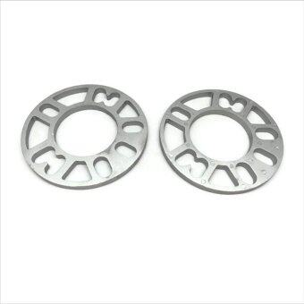 Harga Universal Wheel Spacer 5-6 Hole 10mm ไม่มีบ่า