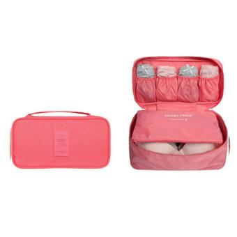 H.O.P. กระเป๋าใส่ชั้นใน ( Pink )