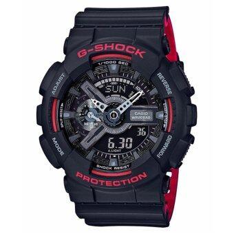 Casio G-Shock นาฬิกาข้อมือรุ่น GA-110HR-1ADR - ประกัน CMG 1 ปี