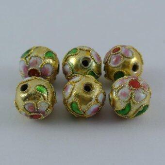 Pearl Jewelry ลูกปัดกังใส China Bead 01