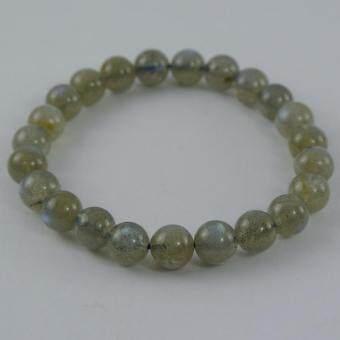 Pearl Jewelry กำไลหินลาปราโดรไลท์ A170
