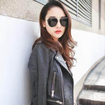 KPshop แว่นกันแดดผู้หญิง แว่นตาแฟชั่น แว่นตาเกาหลี รุ่น LG-046