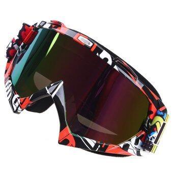 รถจักรยานยนต์-X ที่หมวกปิดถนน MOTO MTB แว่นตาแว่นตาแว่นตา Mx ของการป้องกัน